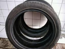 Pneus Aro 17 Pirelli - Meia Vida