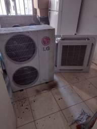 Ar condicionado lg 48000 btuh