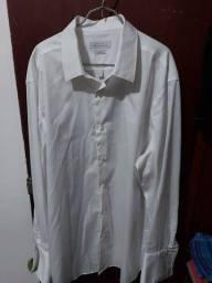 Camisa Social Perry Ellis tamanho G