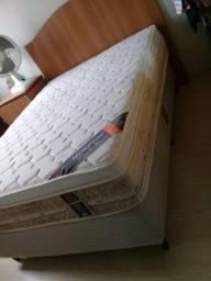 Título do anúncio: Colchão + box + cabeceira  R$1.000,00