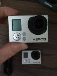 Gopro hero 3 black edition 4k camera GoPro action cam