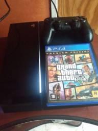 Vendo PS4 Fat Para pessoas exigentes