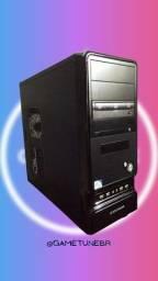 PC Gamer Core i3 3240 8gb DDR3 Radeon R7 240 4gb HD500gb