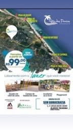 Loteamento Rota das praias no Batoque R$ 120,00