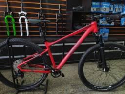 Bicicleta aro 29 mtb Elleven 11v nova nota fiscal e garantia