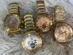 Promoção JG relógio