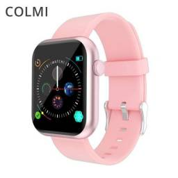 Lindo Smartwatch P9 Plus Rosa Pink