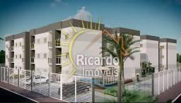 Título do anúncio: APARTAMENTO com 2 dormitórios à venda com 65.3m² por R$ 169.594,95 no bairro Sertãozinho -