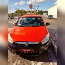 Vendo Grand Siena ex taxi, 1.4, 2012/2013, GNV de fabrica