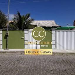 W Cód: 502 Linda Casa em Barra de São João/RJ