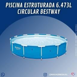 Título do anúncio: IMPERDÍVEL PISCINA ESTRUTURADA 6.700 l NOVO NOTA FISCAL GARANTIA ENTREGO HOJE MESMO