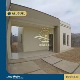 Casa nova para locação Colina Park