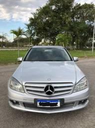 Título do anúncio: Mercedes benz C 180 1.8 cgi classic 16v