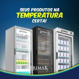 Expositora refrigerada para seu comércio