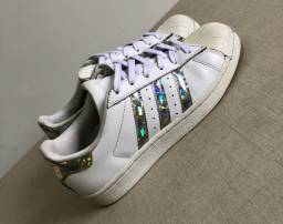 Título do anúncio: Tenis Adidas Superstar