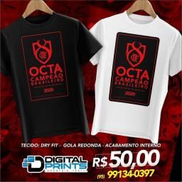 Camisa do Flamengo OCTA