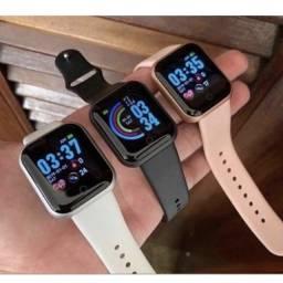 Título do anúncio: Promoção Lindo Relógio Inteligente Smartwatch D20 Coloca Foto Na Tela