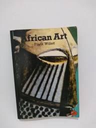 Livro African Art - Frank Willett