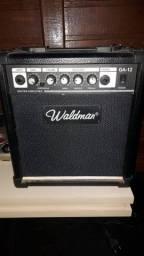 Caixa amplificada waldman 10w
