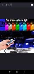 Iluminação Interna Carro