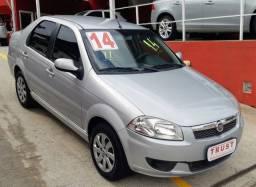 Fiat Siena EL 1.4 Flex ! 2014 ! Completo!