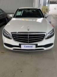 Título do anúncio: M Benz C 180 2019 27.900km Único Dono