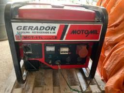 Gerador de Energia à gasolina - Motomil