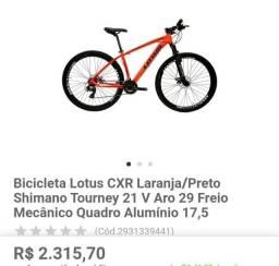 Bike Lotus cxr