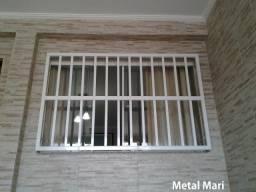 Título do anúncio: Portões e Grades de alumínio o metro quadrado
