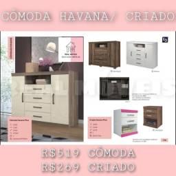 Cômoda cômoda Havana plus / cômoda cômoda Havana plus 00