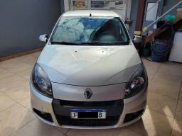 Renault Sandero Expression 1.6 8v 2014 flex completo + rodas de liga