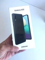 Título do anúncio: Celular Samsung Galaxy A02 - LACRADO E NOTA FISCAL