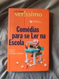 Livro Comédias para se ler na escola