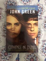 Livro John green cidades de papel