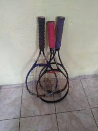 Título do anúncio: Raquetes de tênis