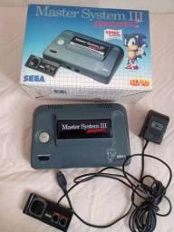 Vidio Game Master System Antigo