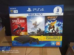 PS4 Mega Pack - Lacrado, Original