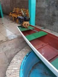 Canoa de 4/5 mt