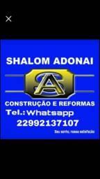 Construir ou Reformar