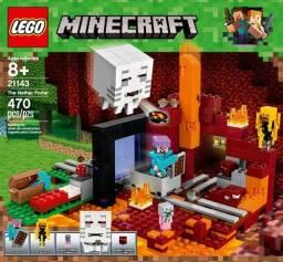 Lego Minecraft Portal Nether