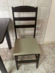 Título do anúncio: Mesa de cozinha 4 cadeiras semi nova
