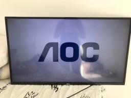 Título do anúncio: Vendo tv 40 polegadas LED