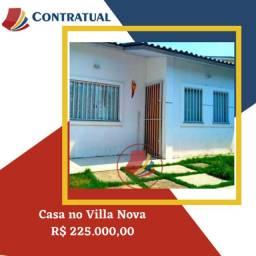 Casa 02 quartos - Villa Nova