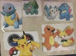 Título do anúncio: Troco kit Pokémon