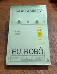 Livro Eu, robô