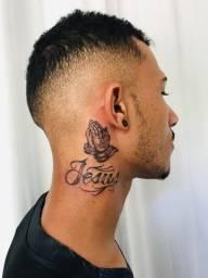 Troco tatuagen por celular,te, vídeo game...