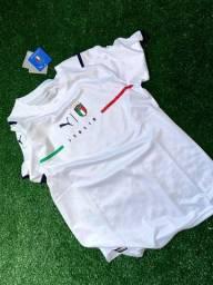 Título do anúncio: Camisa Seleção Itália II 21/22