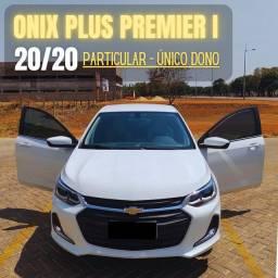 Onix Plus Premier I - Único Dono