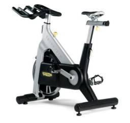 Bike spinning Technogym