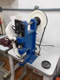 Maquina de ilhos semi automática